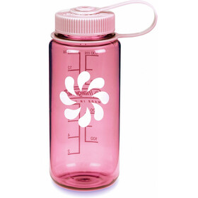 Nalgene Everyday Wide Neck Drinking Bottle 500ml, pink